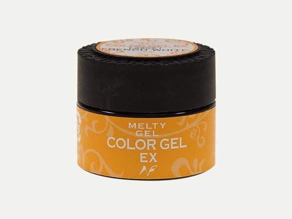Melty GelカラージェルEX フレンチホワイト