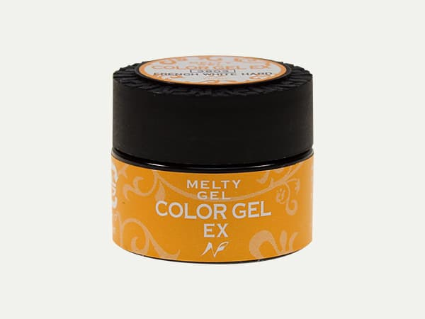 Melty GelカラージェルEX フレンチホワイト ハード