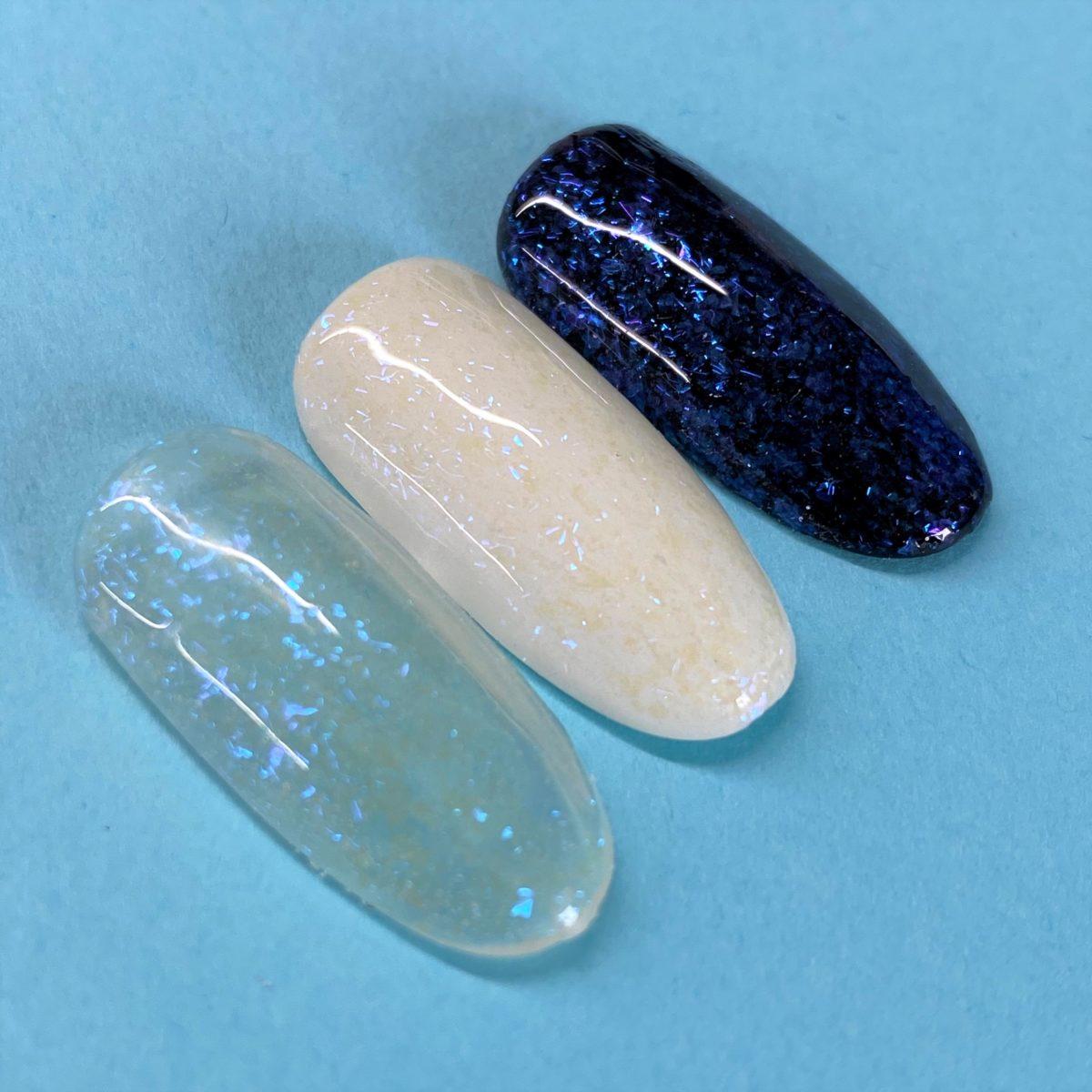 ネイルポリッシュ プレミアムカラー Crystal Blue