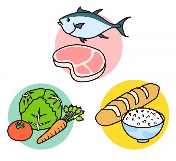 栄養 イメージ
