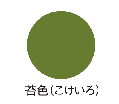 ゴッホアクリルカラー 苔色 JA29