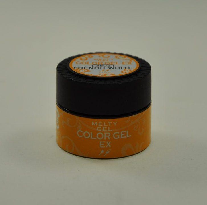 Melty Gel(メルティジェル) カラージェルEX フレンチホワイト