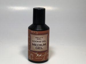 Melty Gel(メルティジェル) クッキージェル メディウムジェル