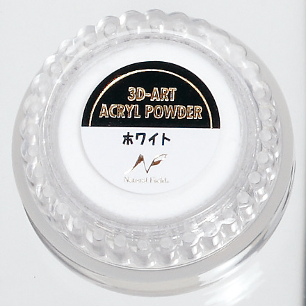 アクリルカラーパウダー ホワイト