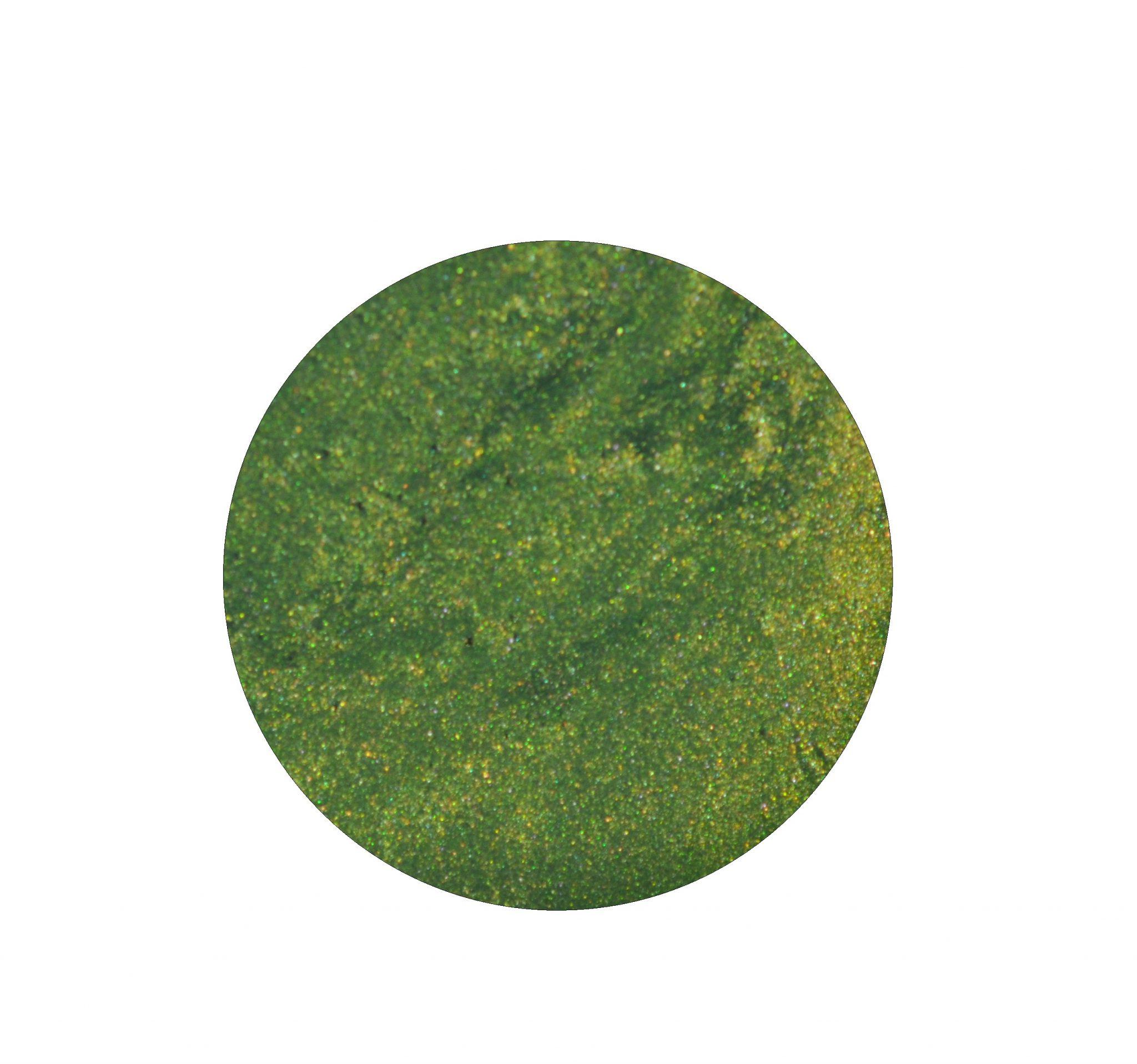 ゴッホアクリルカラー 緑金 GO37