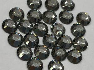ラインストーン ブラックダイヤモンド