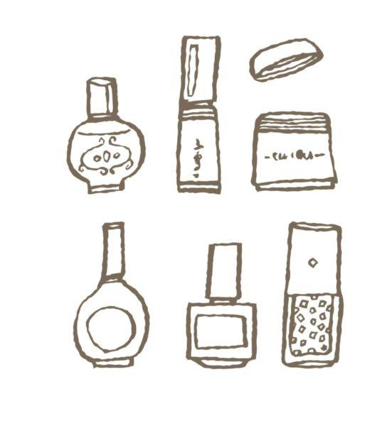 ネイル用品イメージ